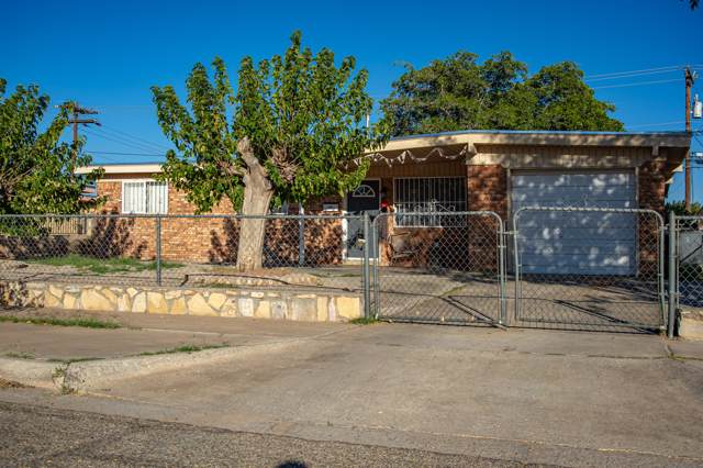 10544 Olga Street, El Paso, TX 79924 (MLS #817590) :: Preferred Closing Specialists