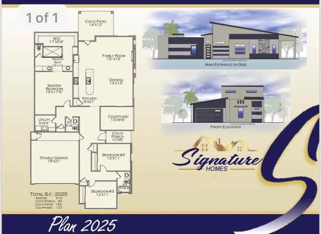 12300 Desert Dove Avenue, El Paso, TX 79938 (MLS #817683) :: Jackie Stevens Real Estate Group