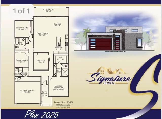 12304 Desert Dove Avenue, El Paso, TX 79938 (MLS #817688) :: Jackie Stevens Real Estate Group