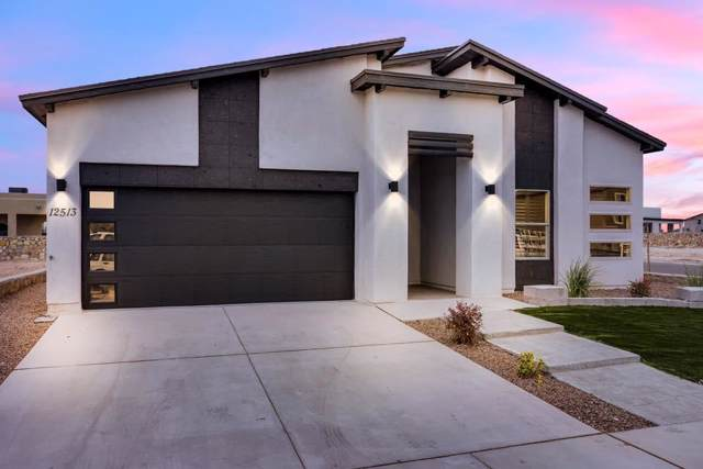 12308 Desert Dove Avenue, El Paso, TX 79938 (MLS #817693) :: Jackie Stevens Real Estate Group