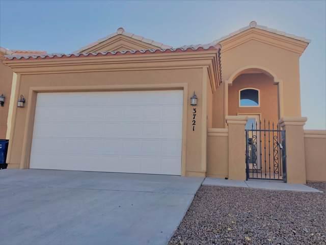 3721 Coco Palm Drive, El Paso, TX 79936 (MLS #817725) :: Preferred Closing Specialists