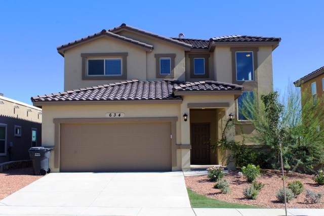 634 Darlington Drive, El Paso, TX 79928 (MLS #817739) :: Preferred Closing Specialists