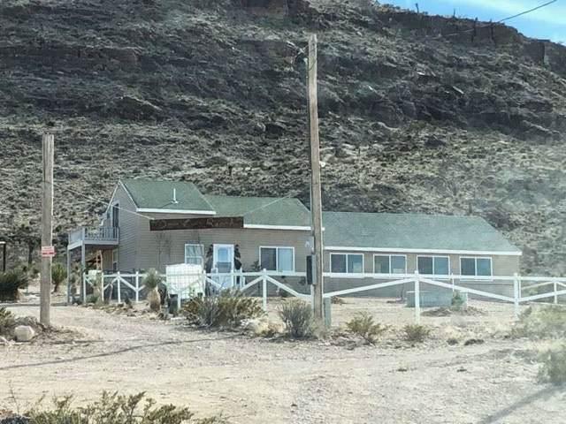 1605 Macado, Sierra Blanca, TX 79851 (MLS #817740) :: Preferred Closing Specialists