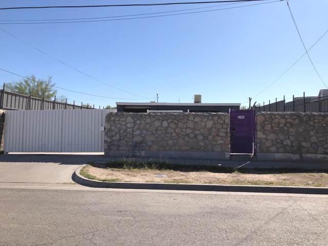 4520 Rosa Avenue, El Paso, TX 79905 (MLS #817780) :: Preferred Closing Specialists