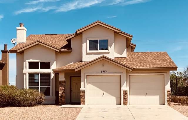 6913 Swede Johnsen Drive, El Paso, TX 79912 (MLS #817784) :: Preferred Closing Specialists
