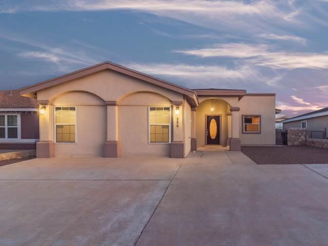 356 Via Cumbre Linda Circle, Horizon City, TX 79928 (MLS #817794) :: Preferred Closing Specialists