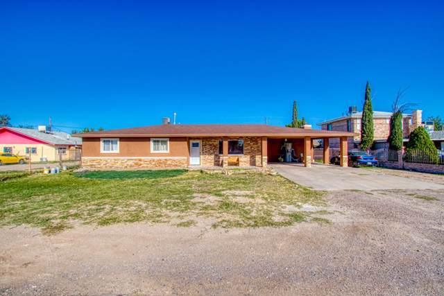 401 Toyota Drive, Socorro, TX 79927 (MLS #817815) :: The Purple House Real Estate Group
