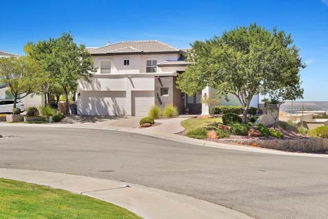 6460 Calle Vista Drive, El Paso, TX 79912 (MLS #817822) :: Preferred Closing Specialists