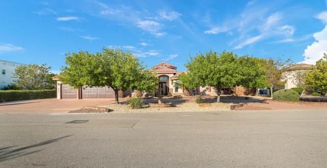 5521 Woodfield Drive, El Paso, TX 79932 (MLS #817838) :: The Matt Rice Group