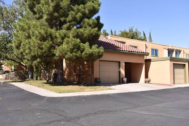 1644 Lomaland Drive #152, El Paso, TX 79935 (MLS #817869) :: Preferred Closing Specialists