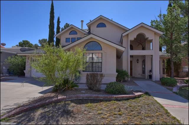 5912 Via Robles Lane, El Paso, TX 79912 (MLS #817872) :: The Matt Rice Group