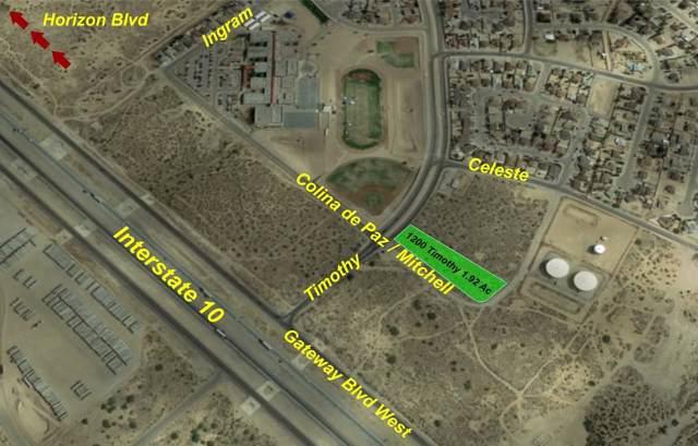 1200 Timothy Drive, El Paso, TX 79928 (MLS #817891) :: Jackie Stevens Real Estate Group brokered by eXp Realty