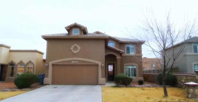 12444 Sombra Alegre Drive, El Paso, TX 79938 (MLS #817912) :: Preferred Closing Specialists