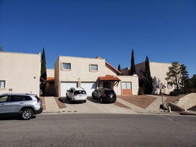 11209 Campestre Lane A-G, El Paso, TX 79936 (MLS #817914) :: Preferred Closing Specialists