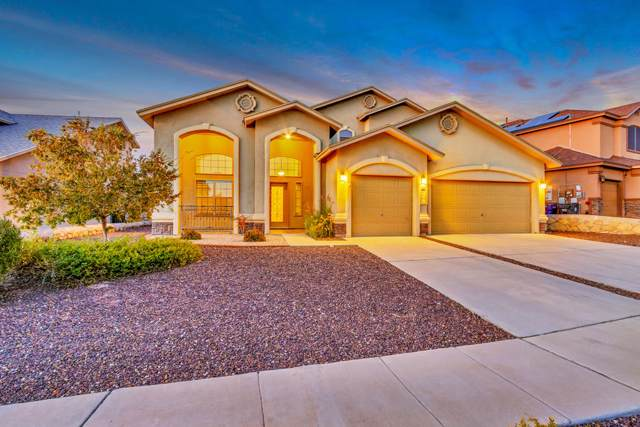 7275 Camino Del Sol Drive, El Paso, TX 79911 (MLS #817928) :: Preferred Closing Specialists