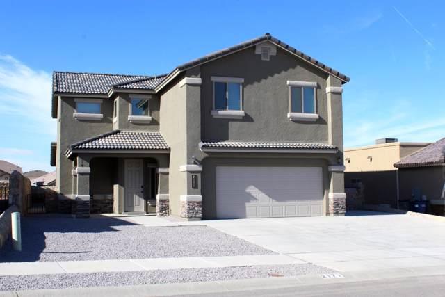 2171 Enchanted Brim Drive, El Paso, TX 79911 (MLS #817978) :: The Matt Rice Group