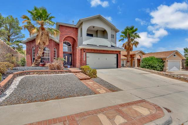 12541 Setting Sun Drive, El Paso, TX 79938 (MLS #818011) :: Preferred Closing Specialists
