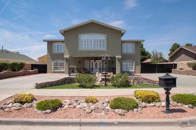 11313 Lindenwood Avenue, El Paso, TX 79936 (MLS #818013) :: Preferred Closing Specialists
