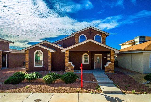 12868 Hueco Cave Drive, El Paso, TX 79938 (MLS #818020) :: Preferred Closing Specialists