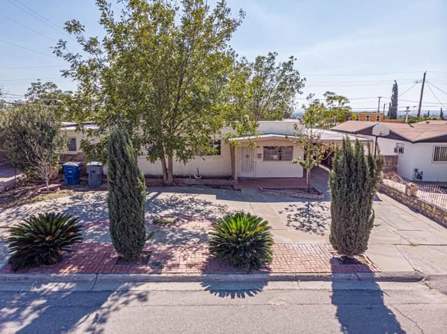 7808 Mustang Avenue, El Paso, TX 79915 (MLS #818044) :: Preferred Closing Specialists