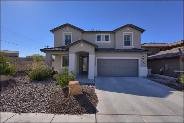 2167 Enchanted Breeze Drive, El Paso, TX 79911 (MLS #818061) :: The Matt Rice Group