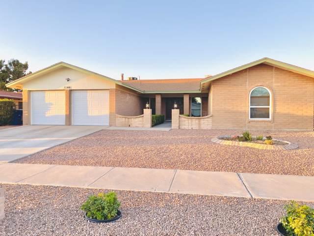 11441 Gene Sarazen Drive, El Paso, TX 79936 (MLS #818065) :: Preferred Closing Specialists