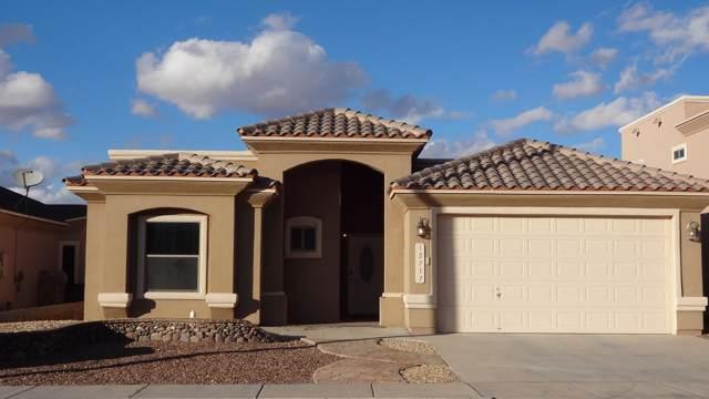 12717 Cozy Prairie Court, El Paso, TX 79938 (MLS #818066) :: Preferred Closing Specialists