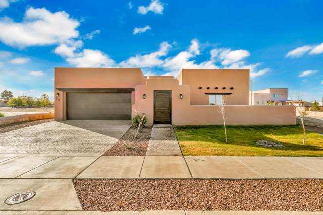 952 Abe Goldberg Drive, El Paso, TX 79932 (MLS #818083) :: Preferred Closing Specialists