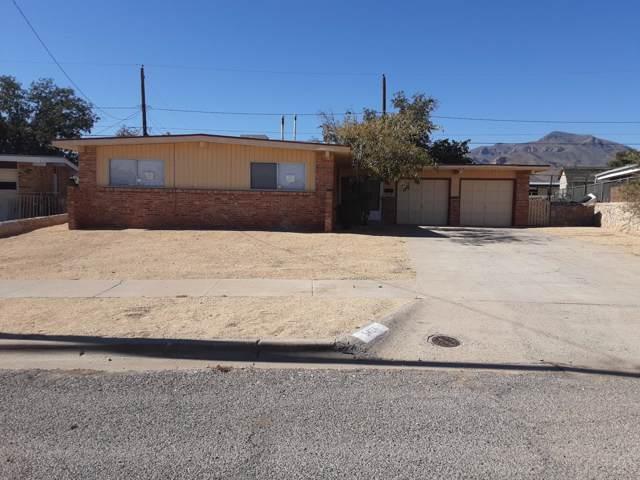 5424 Vancouver Street, El Paso, TX 79924 (MLS #818128) :: Preferred Closing Specialists