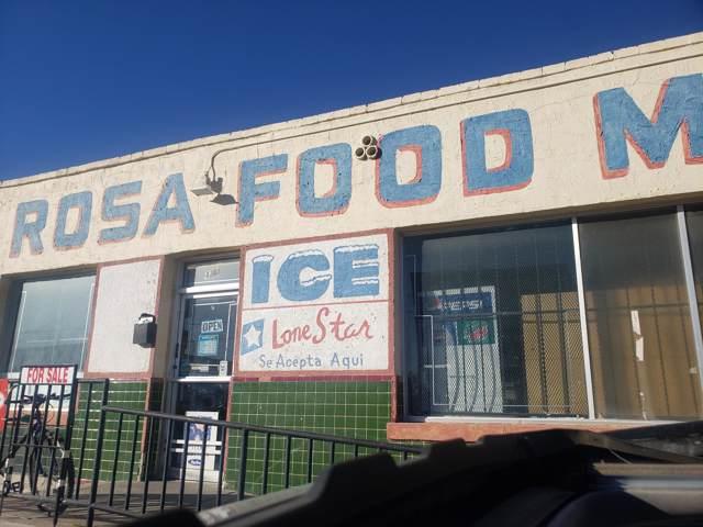 4301 Rosa Avenue, El Paso, TX 79905 (MLS #818138) :: Preferred Closing Specialists