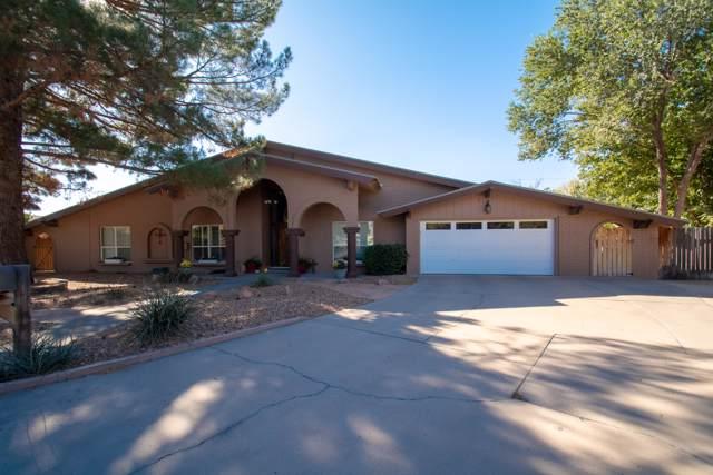 5343 Santa Teresa Drive, El Paso, TX 79932 (MLS #818146) :: Preferred Closing Specialists