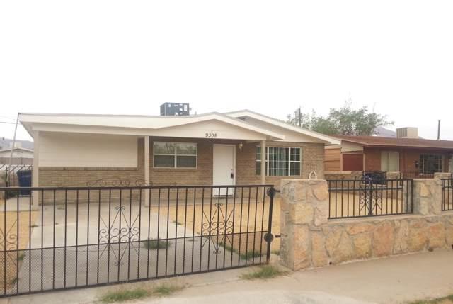 9305 Vicksburg Drive, El Paso, TX 79924 (MLS #818147) :: Jackie Stevens Real Estate Group brokered by eXp Realty