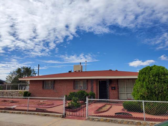 7300 Mojave Drive, El Paso, TX 79915 (MLS #818159) :: Preferred Closing Specialists