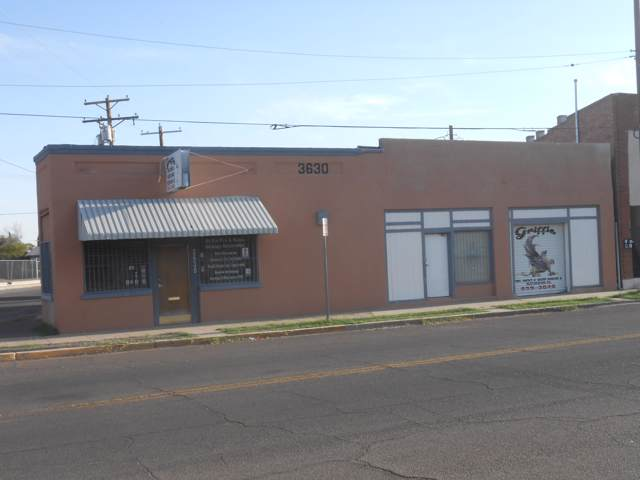 3630 Hueco Avenue, El Paso, TX 79903 (MLS #818165) :: Jackie Stevens Real Estate Group brokered by eXp Realty