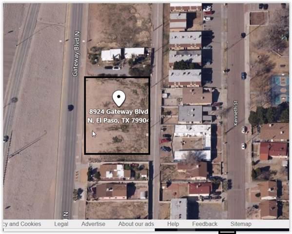 8924 N Gateway Boulevard, El Paso, TX 79924 (MLS #818167) :: Preferred Closing Specialists