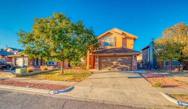 5429 Colin Powell Avenue, El Paso, TX 79934 (MLS #818190) :: Preferred Closing Specialists