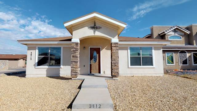 3912 Hueco Valley Drive, El Paso, TX 79938 (MLS #818248) :: Preferred Closing Specialists