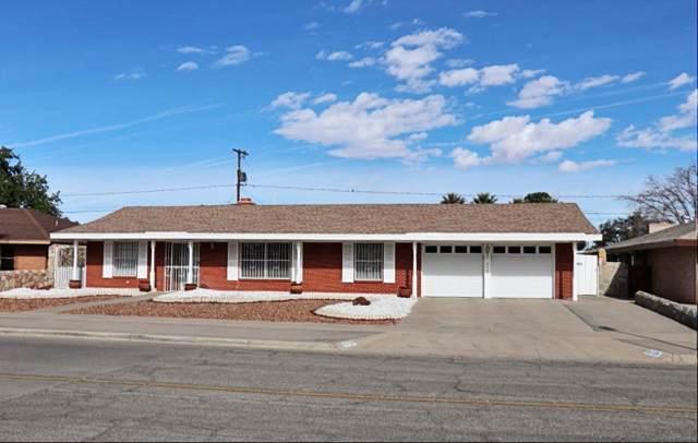9729 Trinidad Drive, El Paso, TX 79925 (MLS #818260) :: Preferred Closing Specialists
