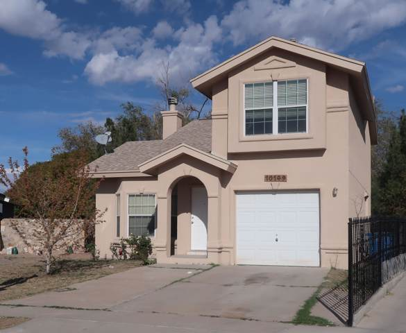 10149 Montreal Circle, Socorro, TX 79927 (MLS #818261) :: The Purple House Real Estate Group