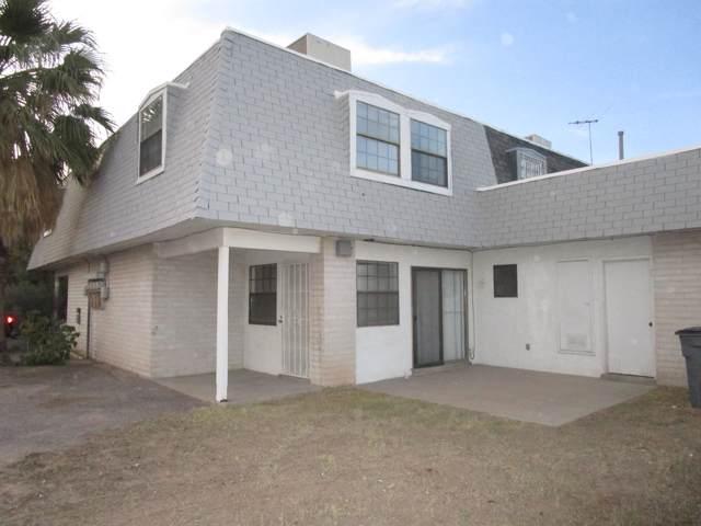 10824 Ivanhoe Drive, El Paso, TX 79935 (MLS #818266) :: Preferred Closing Specialists