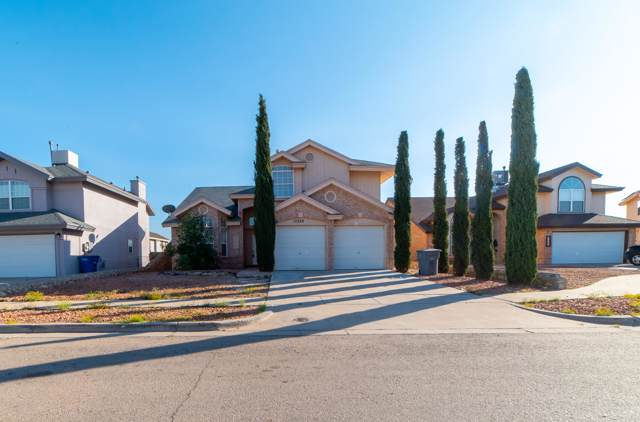 12228 Golden Sun Drive, El Paso, TX 79938 (MLS #818282) :: Preferred Closing Specialists
