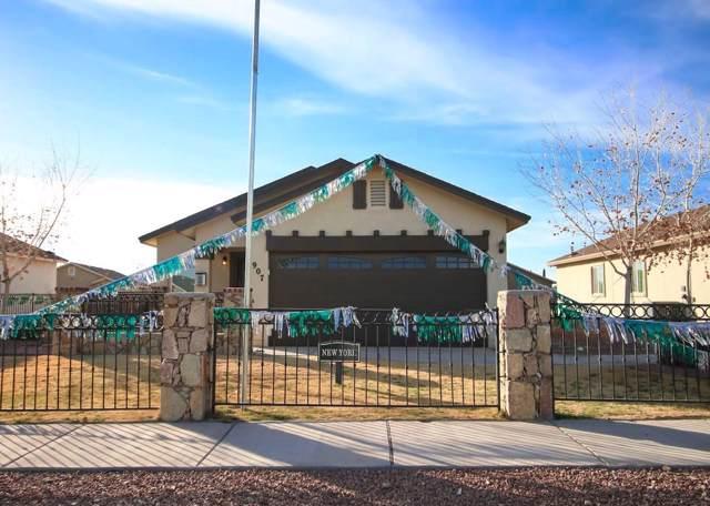 2160 Purple Valley Road, El Paso, TX 79927 (MLS #818288) :: The Purple House Real Estate Group