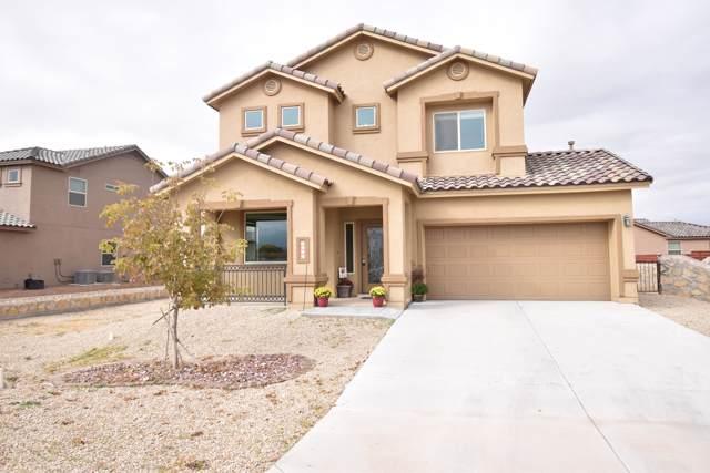 5525 Valley Laurel Street, El Paso, TX 79932 (MLS #818321) :: The Purple House Real Estate Group