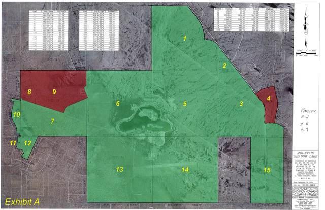 0 Shadow Mountain Lake, El Paso, TX 79928 (MLS #818323) :: Preferred Closing Specialists