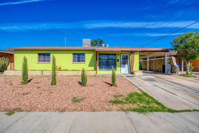 5909 Sabine Court, El Paso, TX 79905 (MLS #818362) :: Preferred Closing Specialists