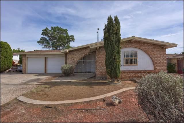 3412 Guthrie Street, El Paso, TX 79935 (MLS #818381) :: Preferred Closing Specialists