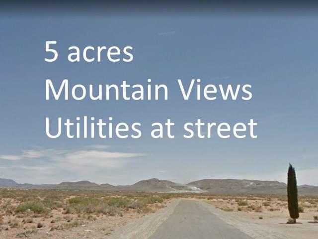 14748 Gruenther Road, El Paso, TX 79938 (MLS #818397) :: Preferred Closing Specialists