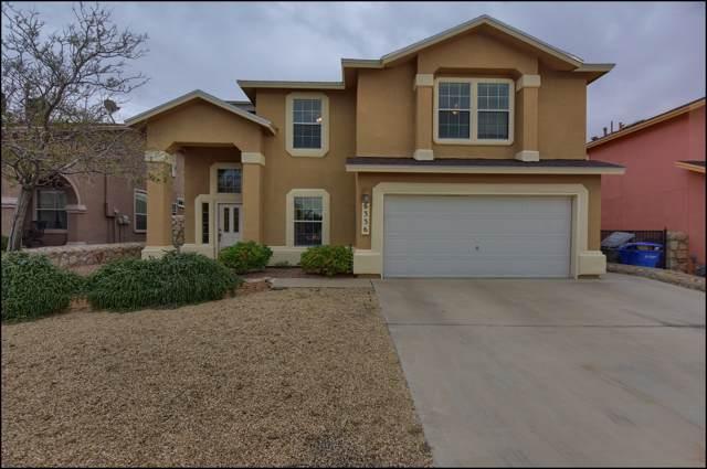 6336 Casper Ridge Drive, El Paso, TX 79912 (MLS #818404) :: Preferred Closing Specialists