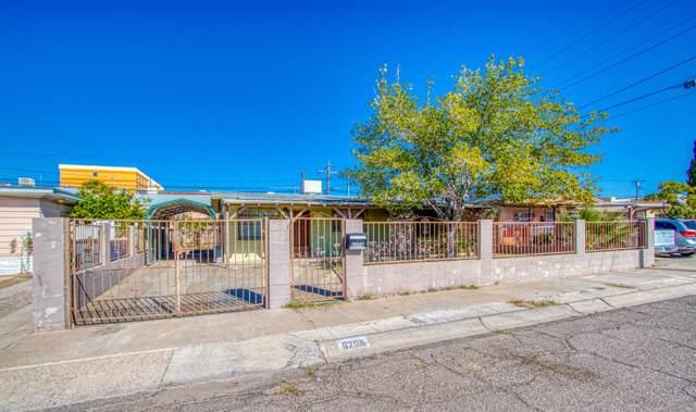 6209 Aztec Road, El Paso, TX 79925 (MLS #818424) :: Preferred Closing Specialists
