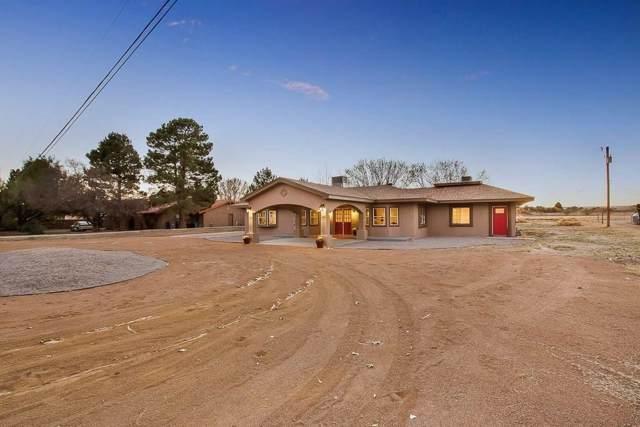 5645 Cory Drive, El Paso, TX 79932 (MLS #818428) :: Preferred Closing Specialists
